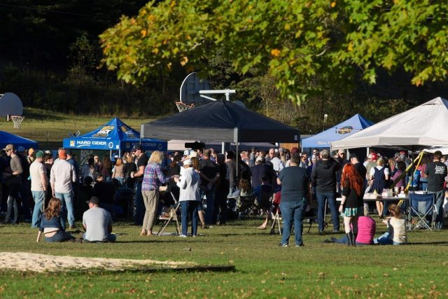 Craft beer on tap, live music set for Oktoberfest in the Park in Bluefield