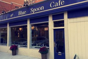 The Blue Spoon Cafe