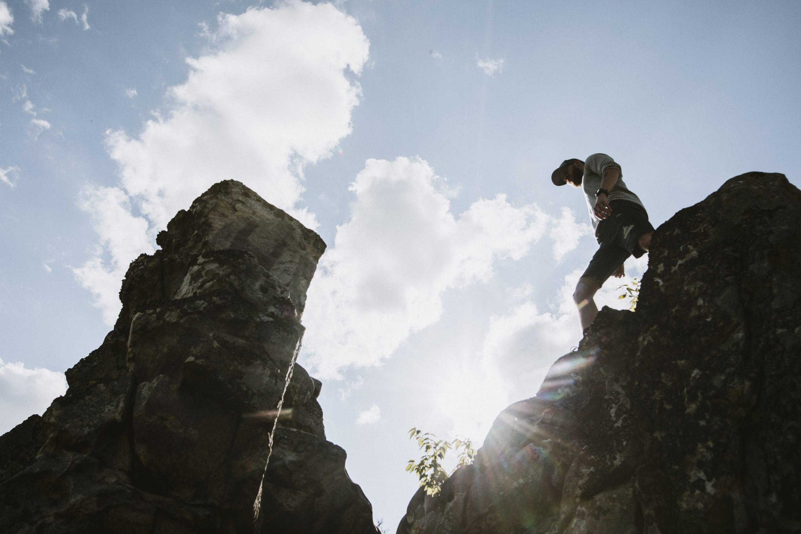 Explore Pinnacle Rock State Park like never before!